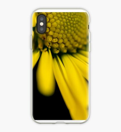 Melo Yellow iPhone Case