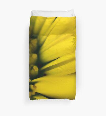Melo Yellow Duvet Cover