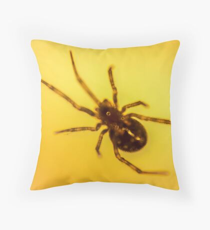 spider 2 Throw Pillow