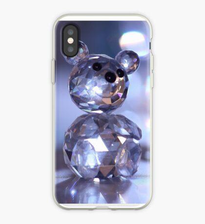 Crystal Bear iPhone Case