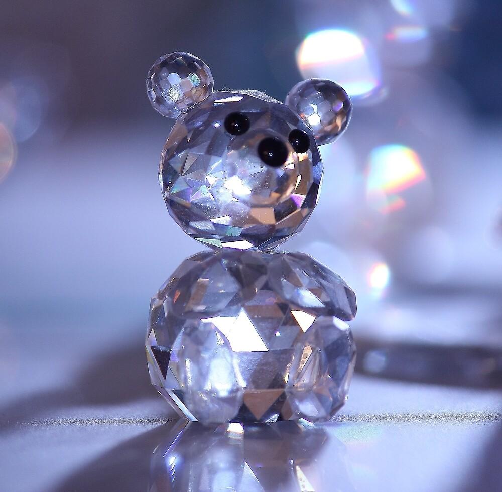 Crystal Bear by John Velocci