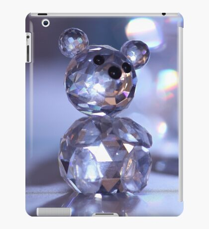 Crystal Bear iPad Case/Skin