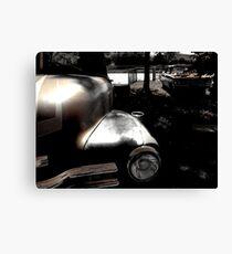 Cheers vintage car at Cruise Inn Amsterdam Canvas Print