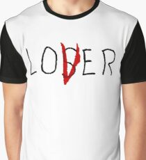 LOSER LOVER Graphic T-Shirt