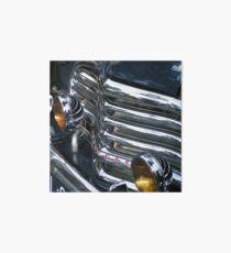Vintage Car Chrome Glamour Art Board