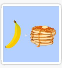 Jack Johnson Banana Pancakes Sticker