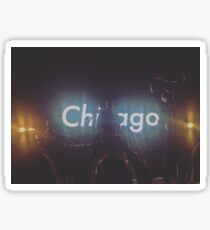 Colony House- Chicago Sticker