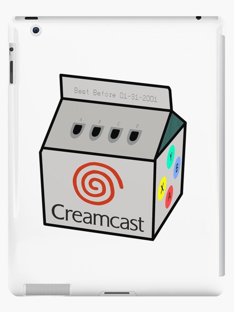 Sega Creamcast by Fiestsaur
