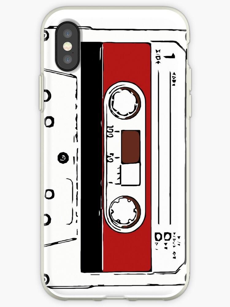 80s audio tape sketch  by Escarpatte