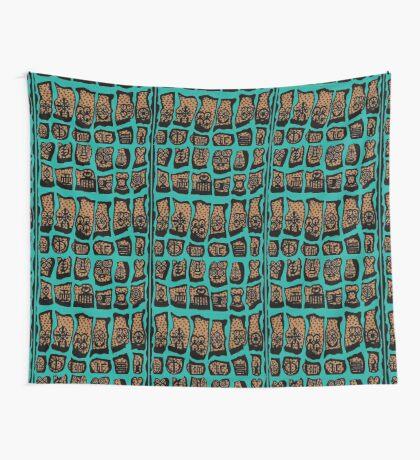 Wild Women Aint got no Blues Wall Tapestry