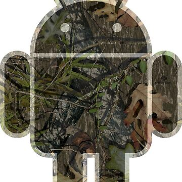 Android Mossy Oak de Robjohnsilvers