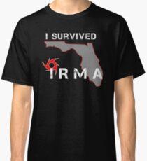 I Survived Irma - Florida Hurricane Irma TShirt Classic T-Shirt