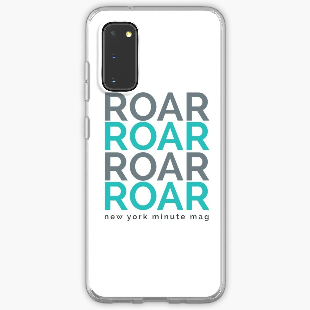 Roar Case & Skin for Samsung Galaxy