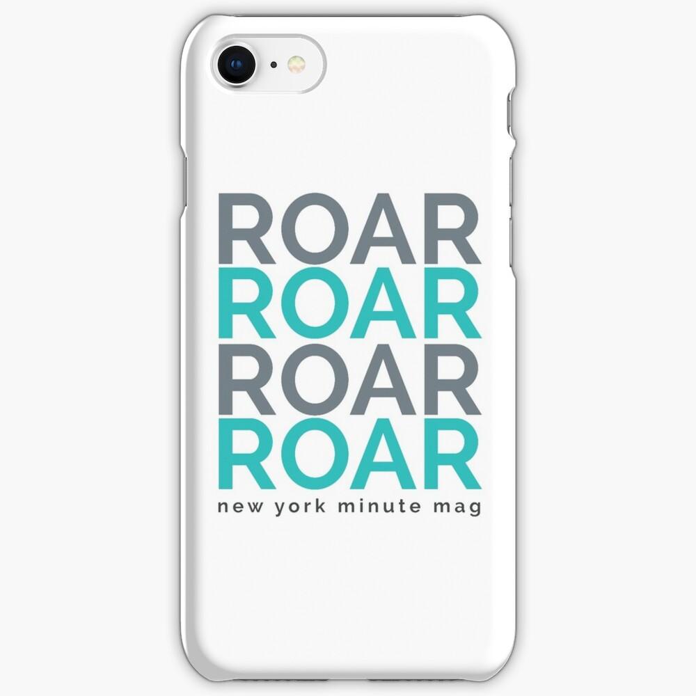 Roar iPhone Case & Cover