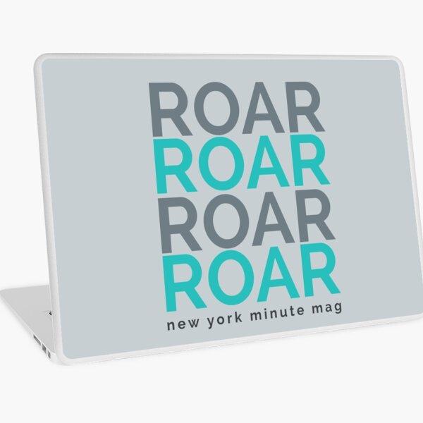 Roar Laptop Skin