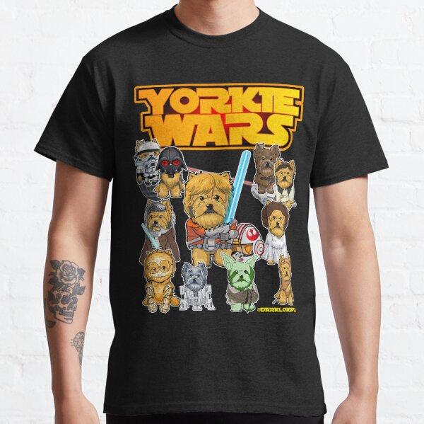 Yorkie Warrs Classic T-Shirt