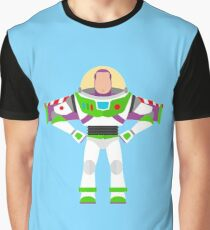 Buzz Lightyear Vector Graphic T-Shirt