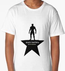 Black Panther Long T-Shirt