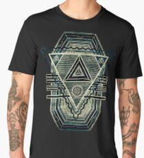 Tesla Portal - Dark stargate Men's Premium T-Shirt