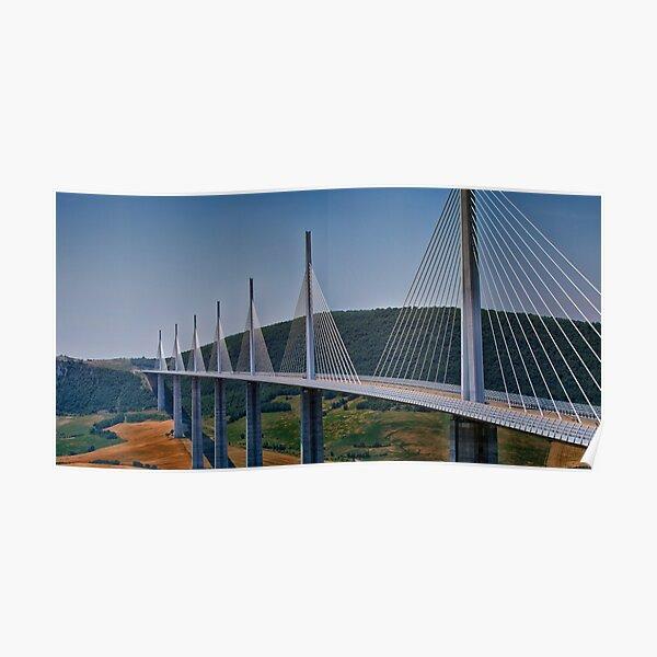 Viaduct du Millau Poster