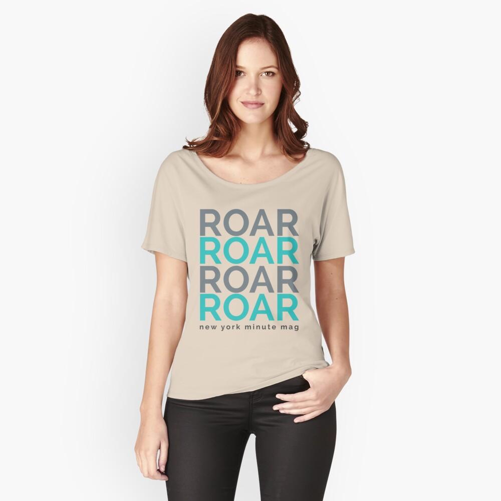 Roar Relaxed Fit T-Shirt