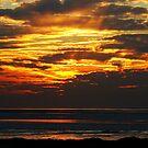 Fire Sky by Of Land & Ocean - Samantha Goode