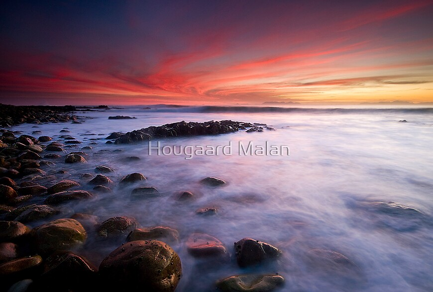 Beneath the Fire by Hougaard Malan