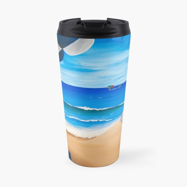 Summers Travel Mug