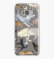 Wolves of the world (c) 2017 Samsung Galaxy Case/Skin