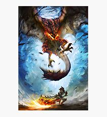 Rathalos Photographic Print