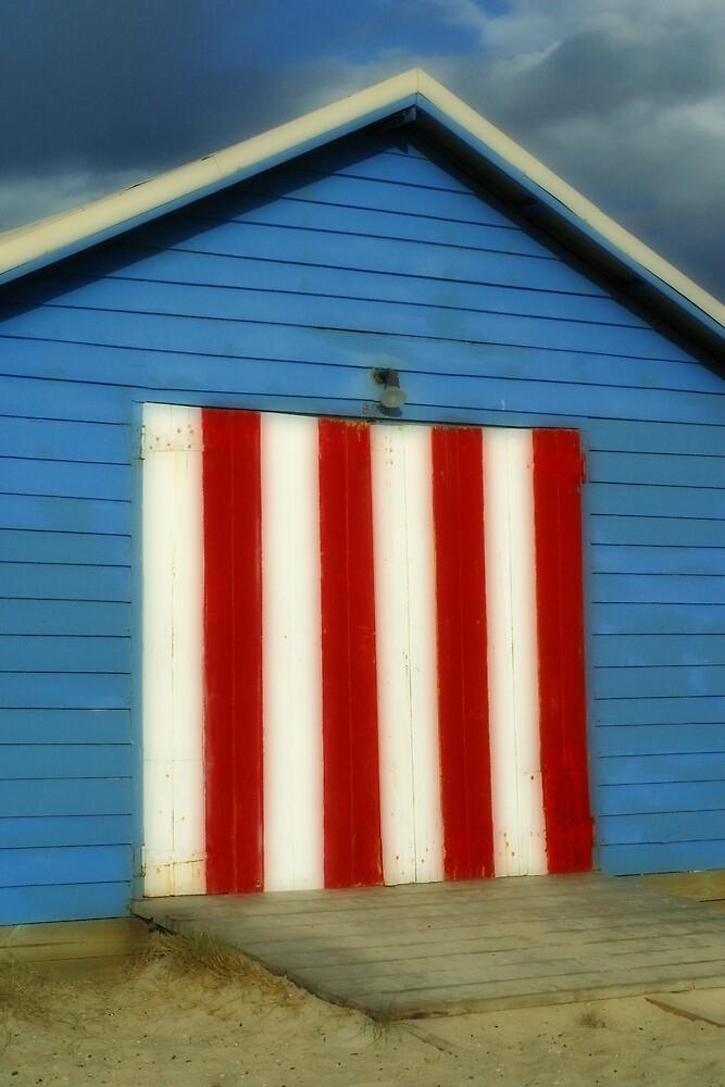 Chelsea Beach Hut by JenniferW