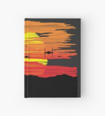 Attack on Takodana Hardcover Journal