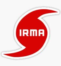 Hurricane Irma Sticker
