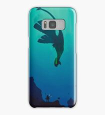 """Lugia """"Lord of the Sea"""" Pokémon Cell Phone Case Samsung Galaxy Case/Skin"""