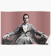 BBC SHERLOCK: Moriarty Poster