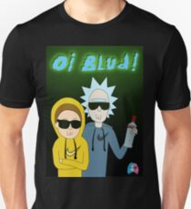 Rick and Morty In Da Endz T-Shirt