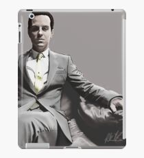 BBC SHERLOCK: Moriarty iPad Case/Skin
