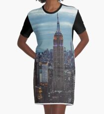 Vestido camiseta Edificio Empire State, Nueva York
