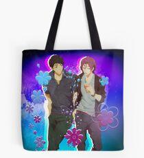 Rin and Sousuke Tote Bag