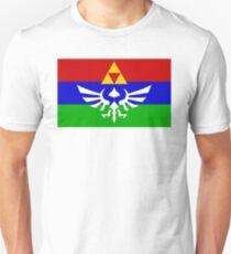 Hyrule Flag Unisex T-Shirt