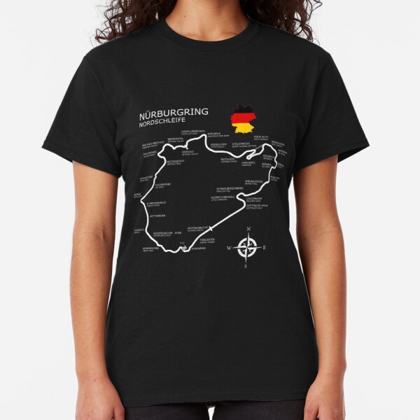 The Nurburgring - Nordschleife Classic T-Shirt