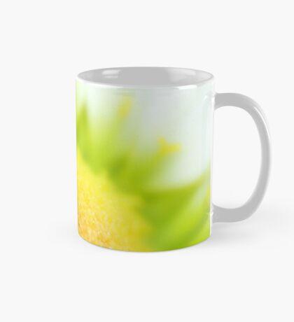 Green Solar Flares Mug