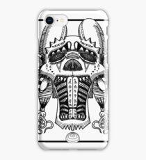 Ramrat Demon Head Design iPhone Case/Skin