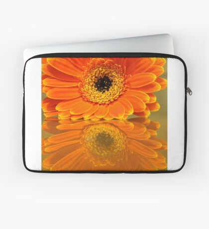 Double Orange Laptop Sleeve