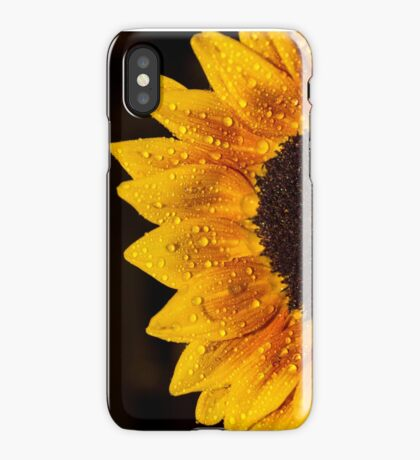 Happiness is Yellow iPhone Case
