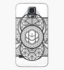 Ultra Sacred Geometry Case/Skin for Samsung Galaxy