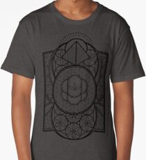Ultra Sacred Geometry Long T-Shirt