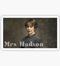 Mrs Hudson  Sticker