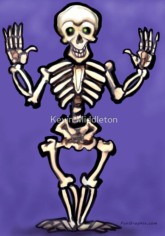 Skeleton by Kevin Middleton