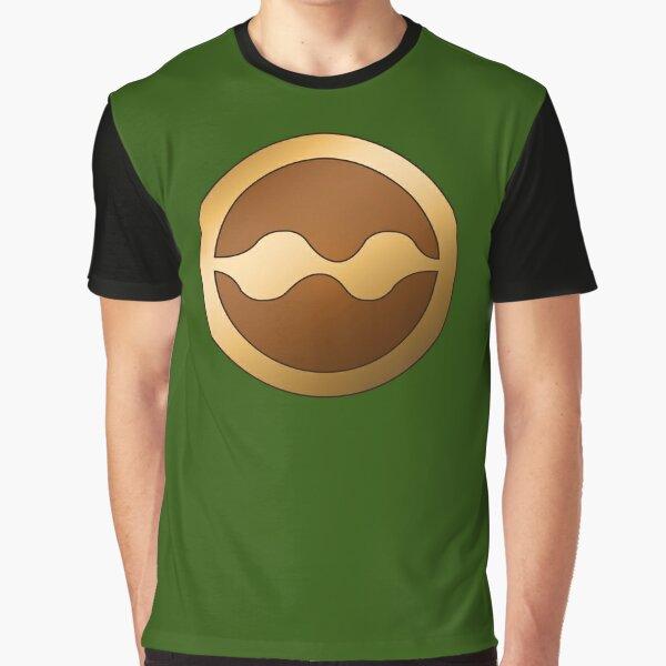 Quake Medallion Graphic T-Shirt
